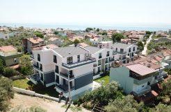 Küçükkuyu'da Satılık Lüks Villalar