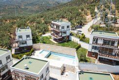 Kazdağları'nda Satılık Müstakil Villalar